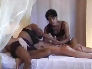 desi Indian threesome